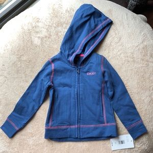 NWT DKNY Toddler Girl goodie 2T